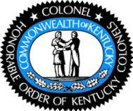 Honorable Kentucky Colonel